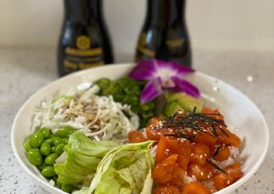Poke Bowl - MariKami Thai & Sushi