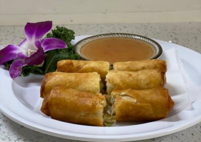 Spring Rolls - MariKami Thai & Sushi