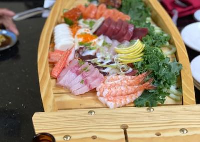 Sushimi Dinner for 2 - MariKami Thai & Sushi