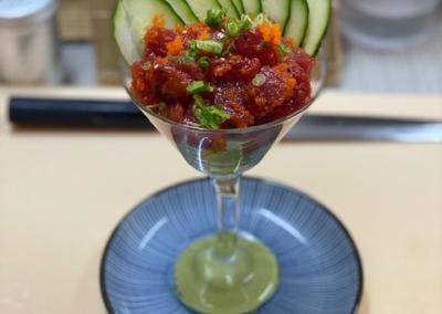 Tuna Kabachi - MariKami Thai & Sushi